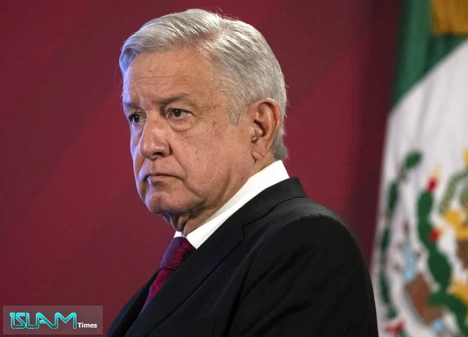Mexico President Blasts 'Inhumane' US Sanctions against Cuba