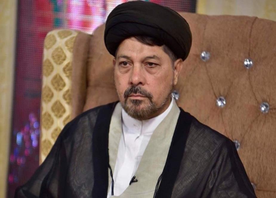 شہید قائد علامہ عارف الحسینی کے افکار کو فراموش نہیں ہونے دینگے، علامہ باقر زیدی