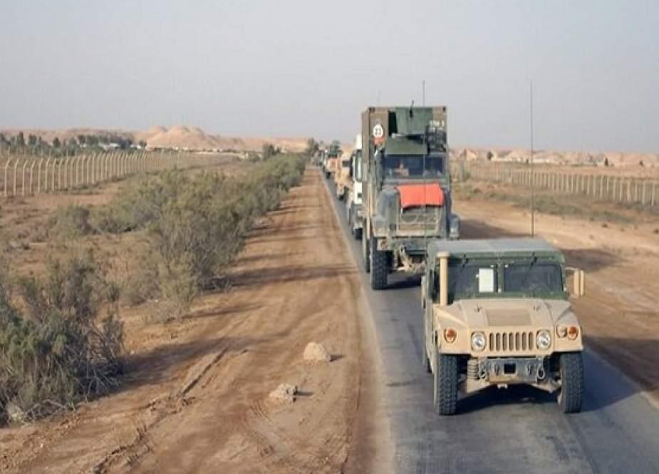 Media Irak Mengatakan Konvoi AS Diserang Di Provinsi Babil Pada Hari Jumat