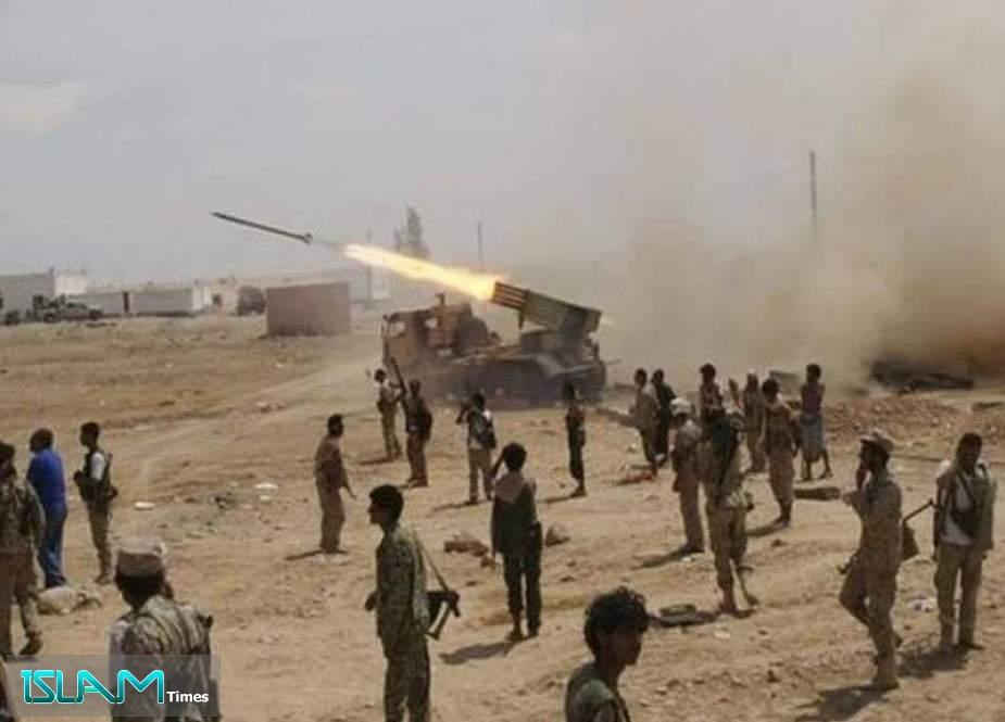 Yemeni Army Troops, Allies Kill Saudi Mercenaries after Foiling Infiltration Bids in Hudaydah
