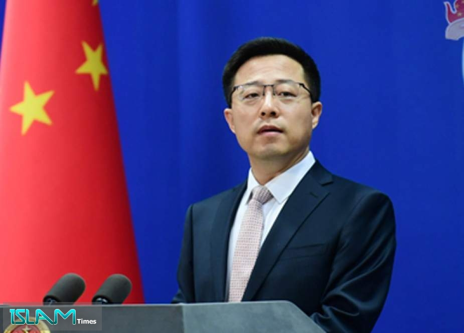 China Urges US to Release Early COVID Data