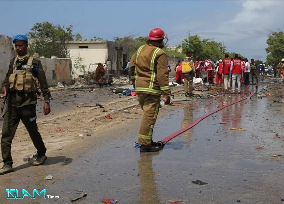 Bomb Blast Leaves 5 Football Players Killed in Somalia