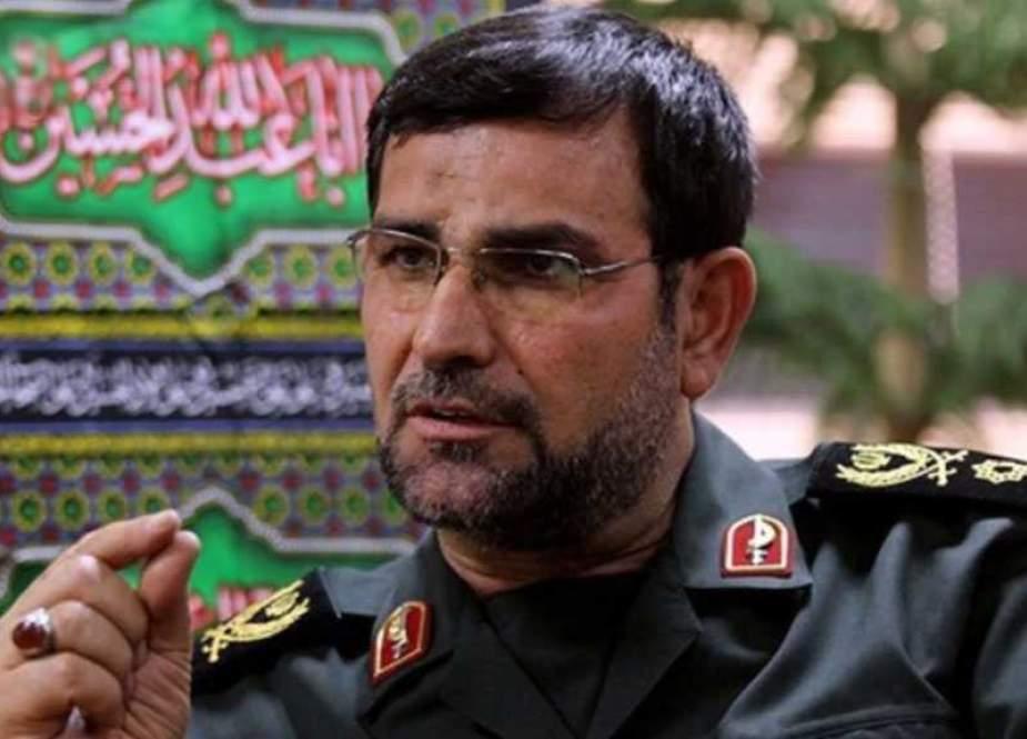 Rear Admiral Ali Reza Tangsiri, The commander of the Islamic Revolution Guards Navy.jpg