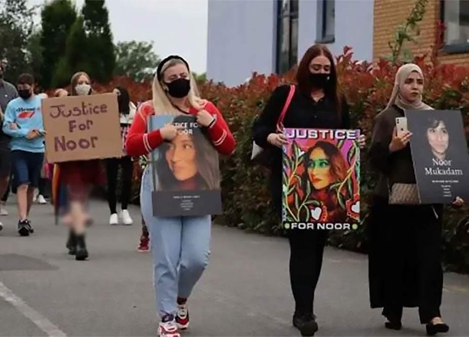 Pakistanlı diplomatın qızının qətli ABŞ və Kanadada etirazla qarşılanıb