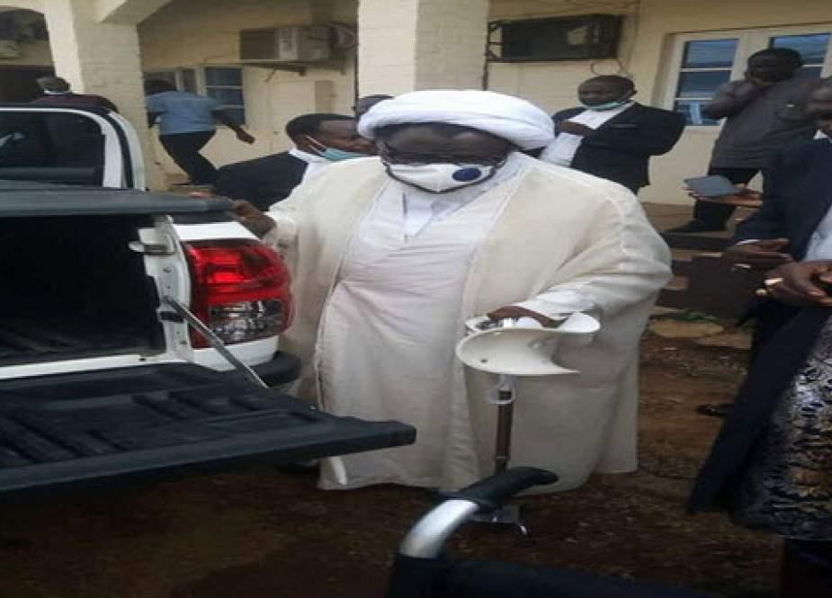 تبرئه شیخ ابراهیم زاکزاکی از دادگاه نیجریه