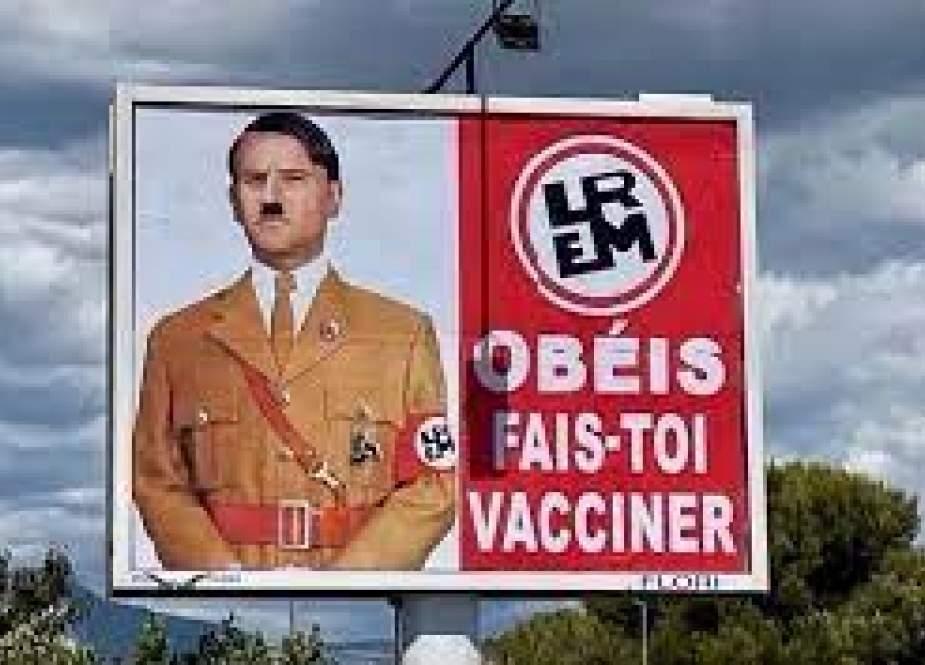 روسیاهی هیتلر فرانسه