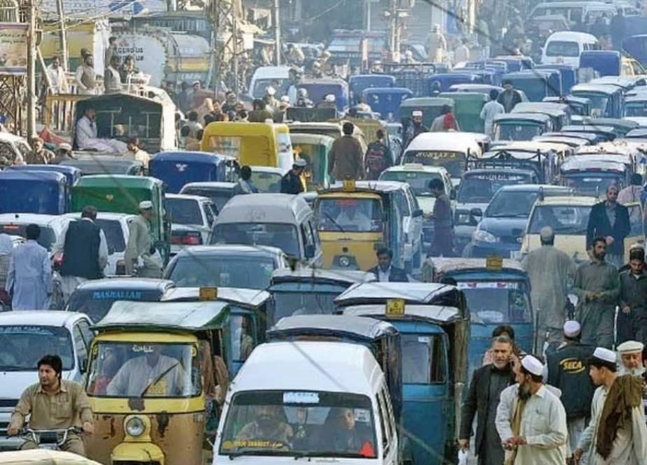 پشاور کیلئے نیا ٹریفک پلان، شہر کو 3 زونز میں تقسیم کرنے کا فیصلہ