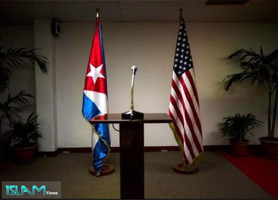 Cuba Condemns US Sanctions on Nat