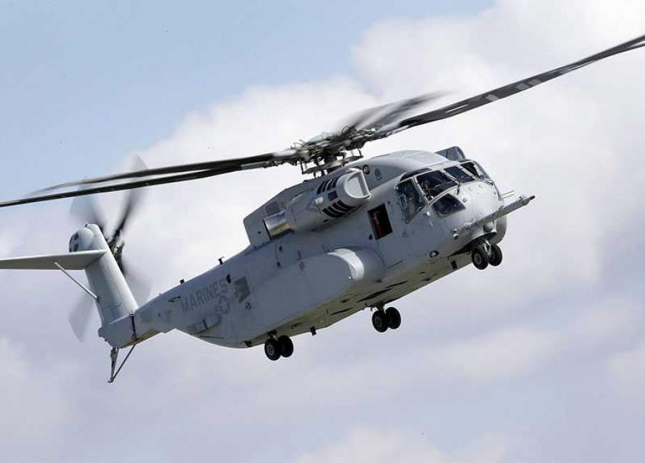 Sikorsky CH-53K King Stallion heavy-lift helicopter.jpg