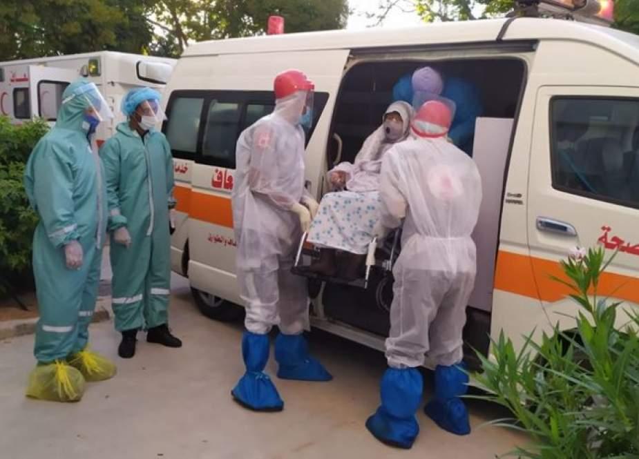 """الصحة الفلسطينية: وفاة و123 إصابة بـ""""كورونا"""""""