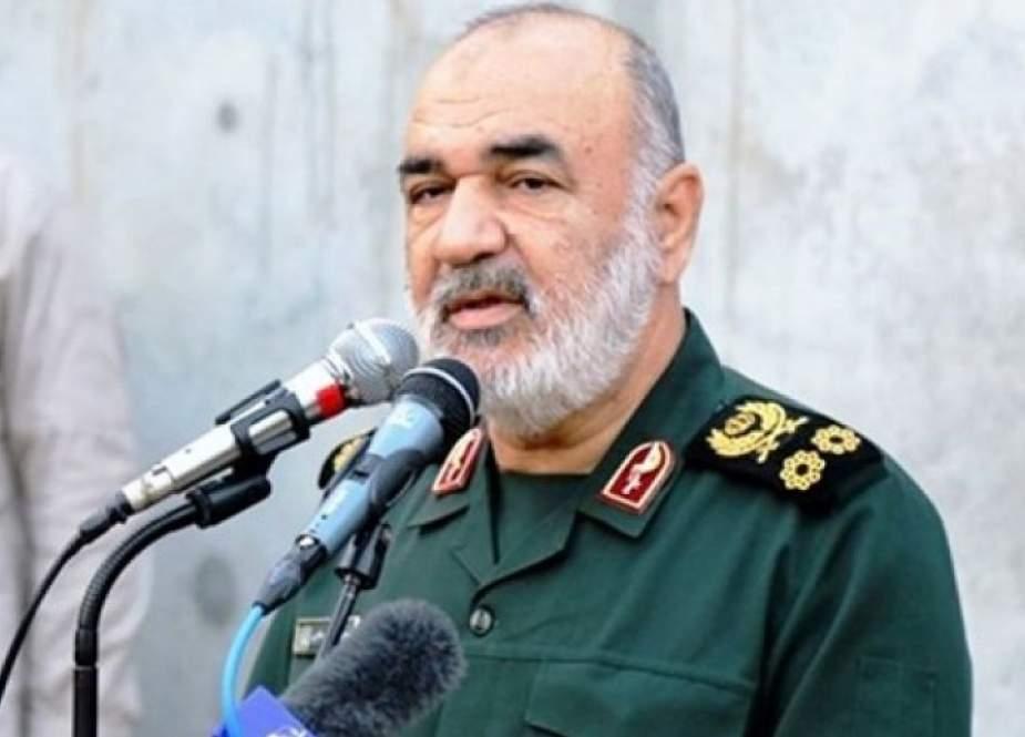 قائد الحرس الثوري: نوظّف جميع طاقاتنا لغاية القضاء الكامل على وباء كورونا