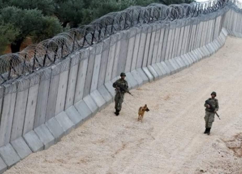 اجتياز قوات صهيونية السياج على الحدود مع لبنان