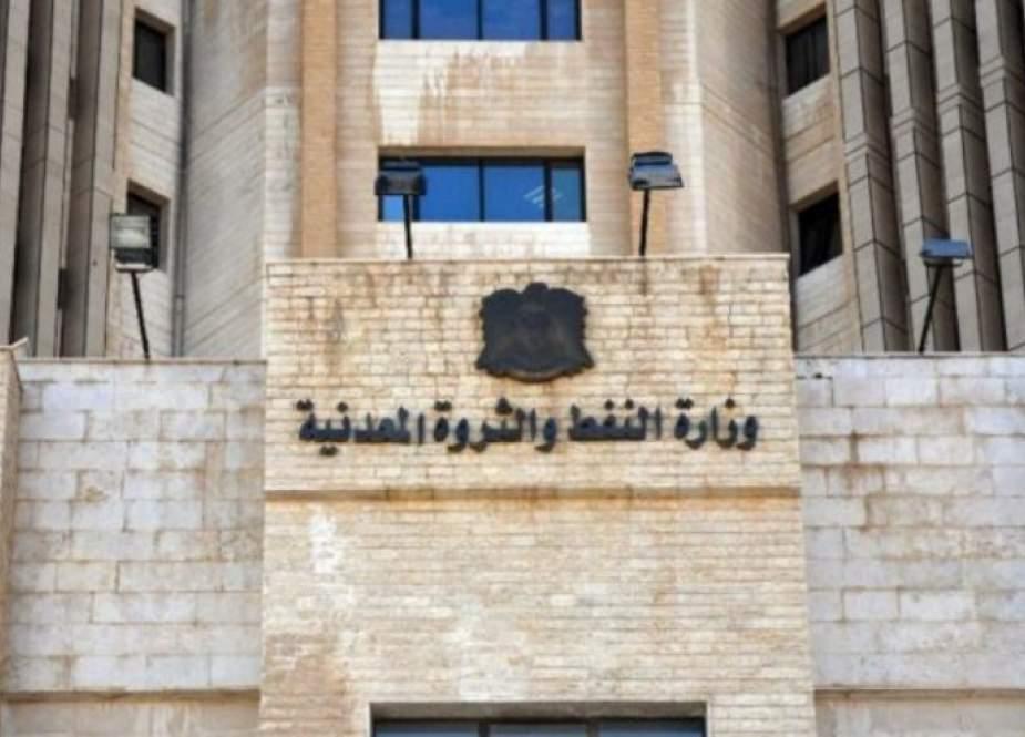 وزارة النفط السورية تضع بئر دير عطية 5 الغازية بالخدمة
