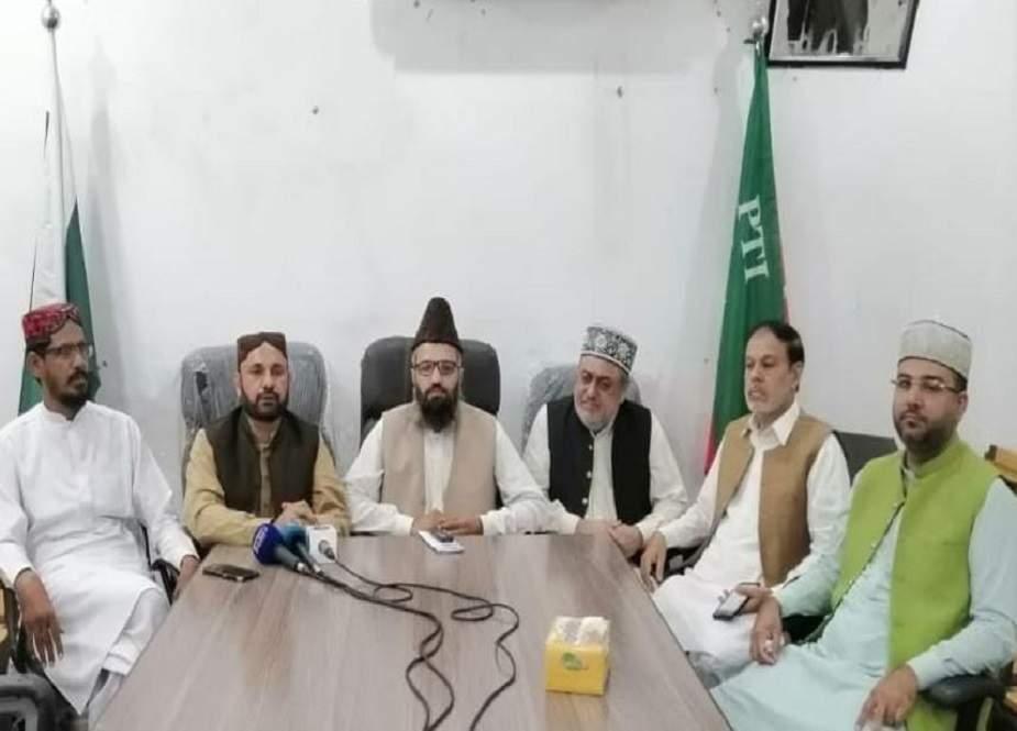 فرقہ واریت کیخلاف تمام مسالک متحد ہیں، علامہ اصغر عارف چشتی