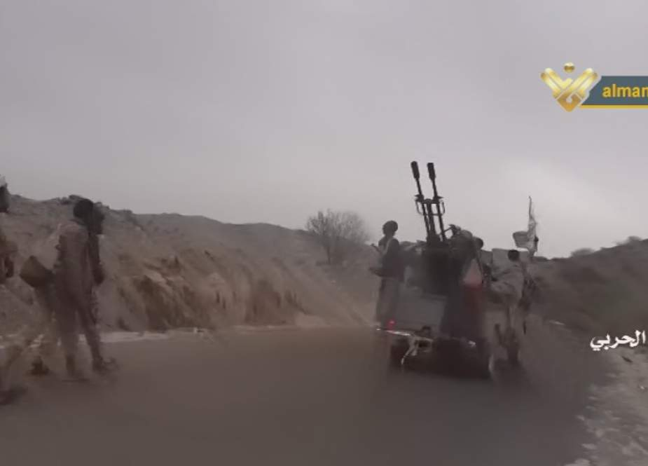 Yemeni Military, progress in Al-Bayda province.jpg