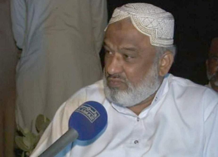 صوبائی حکومت نے لاک ڈاؤن لگا کر سندھ کے عوام کی زندگی اجیرن بنادی ہے، ارباب غلام رحیم