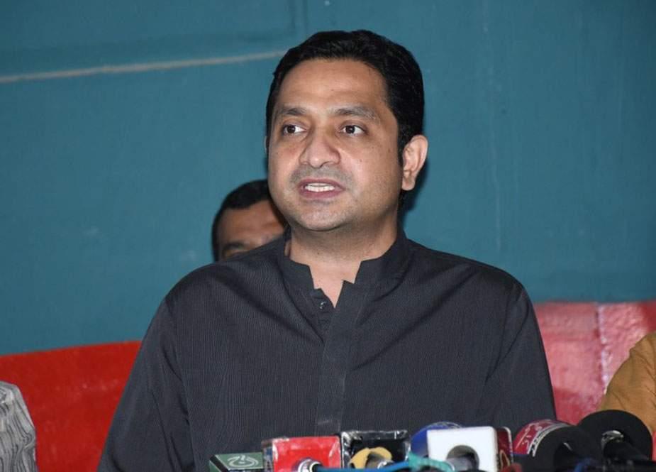 سندھ میں سیاسی لاک ڈاؤن کی مذمت کرتے ہیں، خرم شیر زمان
