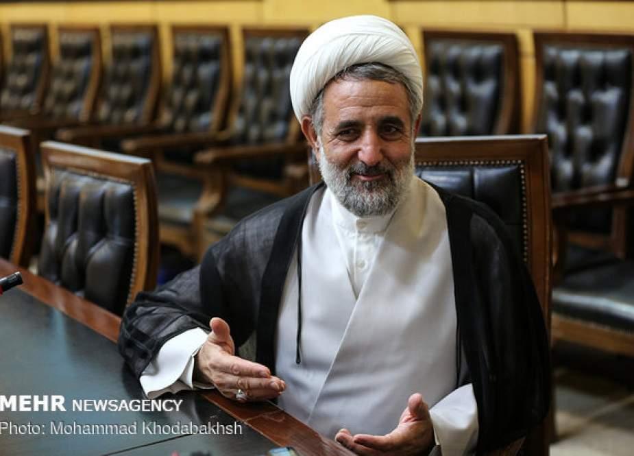 Anggota Parlemen Berbicara Tentang Kondisi Baru AS Untuk Menghidupkan Kembali JCPOA