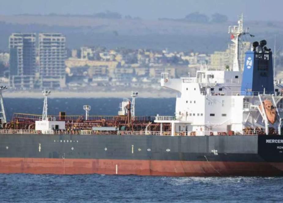 Harian Israel Menyoroti Kekuatan Drone Iran Setelah Serangan Kapal Tanker Minyak
