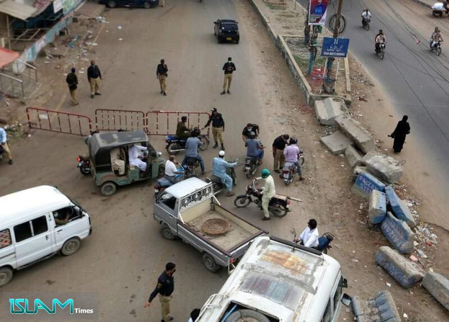 Pakistan Locks Down Karachi amid New Coronavirus Surge