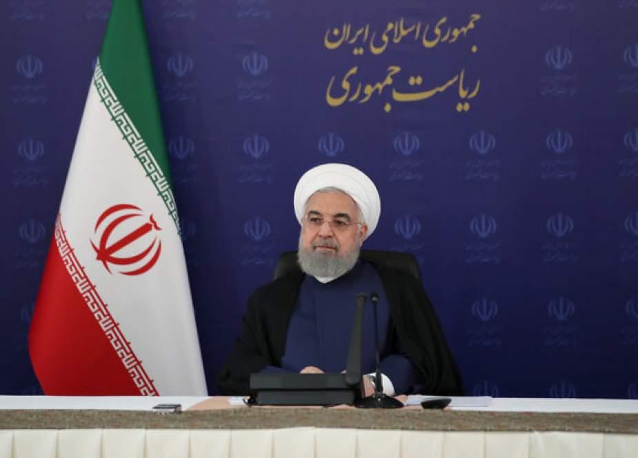 روحاني: ايران ستنتصر في المفاوضات سواء مع القوى العظمى في العالم أو مع العالم برمته