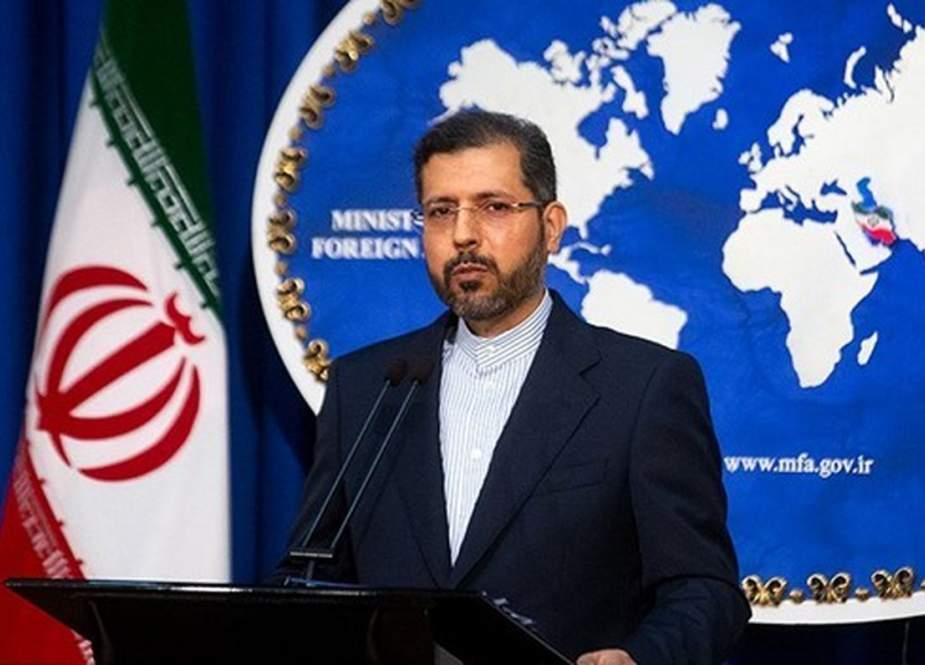 إيران تعلق على استهداف ناقلة إسرائيلية في بحر عُمان