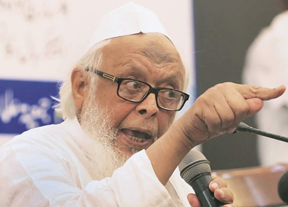 جمعیت علماء ہند بلا تفریق مذہب و ملت مہاراشٹر سیلاب متاثرین کیساتھ ہے، مولانا ارشد مدنی