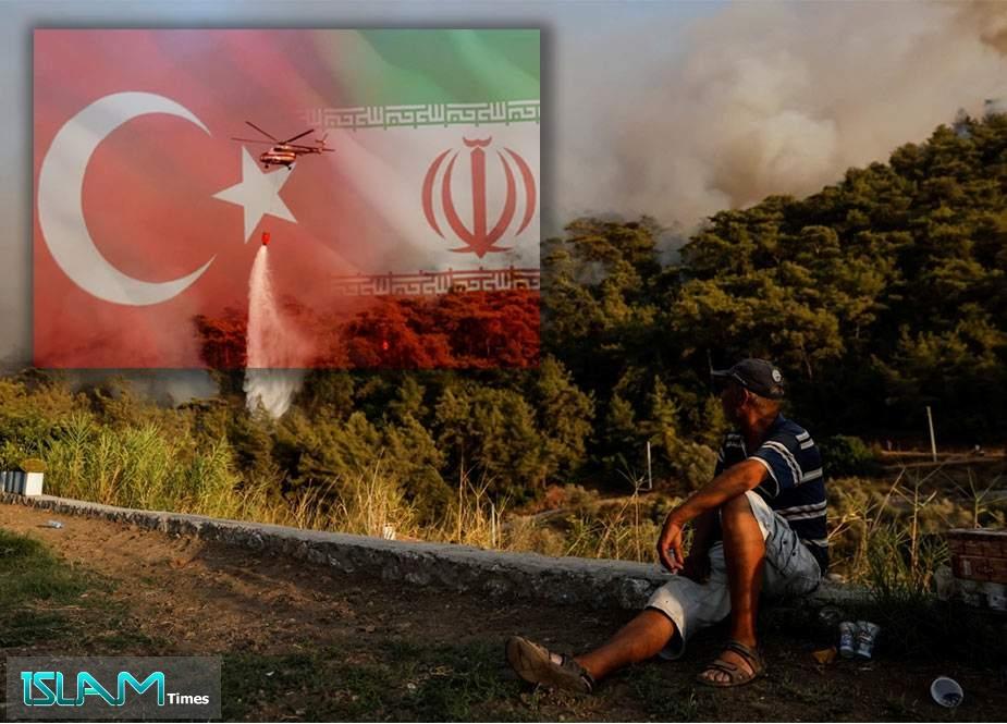 İran qardaş Türkiyəni çətin gündə tək qoymayacağını bildirib