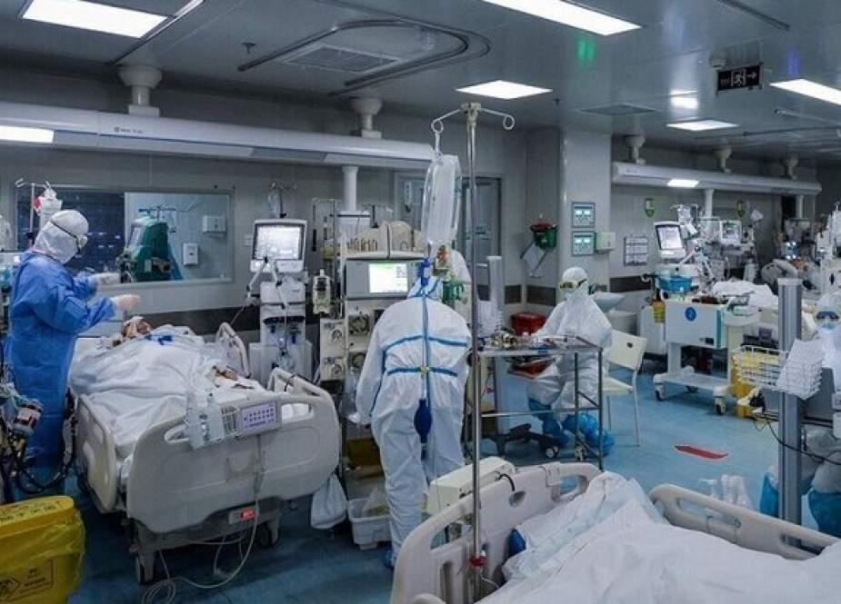 Korban Tewas Akibat Virus Corona Di Iran Mencapai 90.996