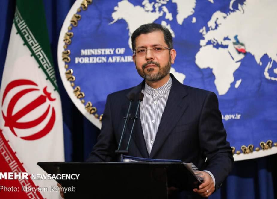 """Iran Menolak Tuduhan Pengadilan Bahrain Yang """"Tidak Berdasar"""""""