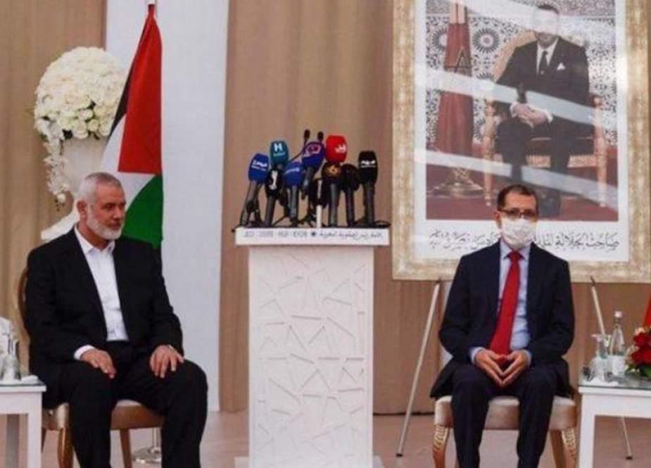Haniyeh Terpilih Kembali Sebagai Kepala Gerakan Perlawanan Palestina Hamas Selama 4 Tahun Lagi