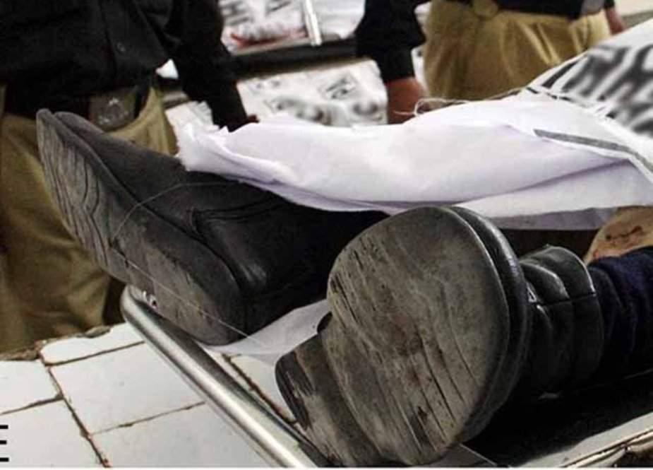 پشاور میں نامعلوم افراد کی فائرنگ سے پولیس اہلکار جاں بحق