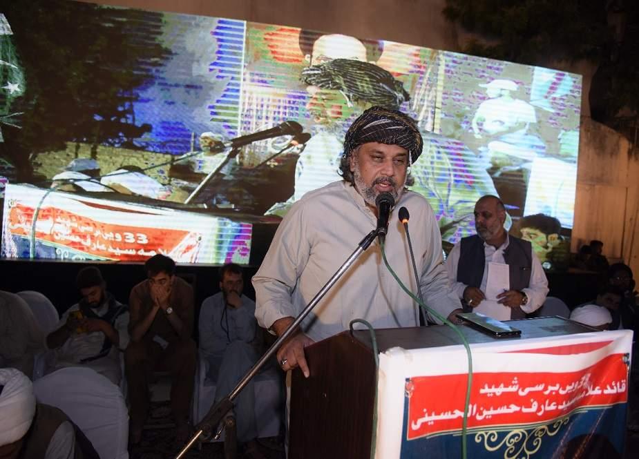 طالبان کل بھی قاتل تھے، طالبان آج بھی قاتل ہیں، صاحبزادہ حامد رضا