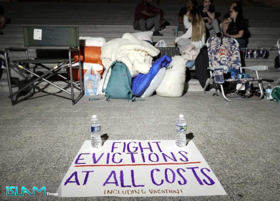 Millions of Americans Risk Eviction As COVID-19 Cases Spike