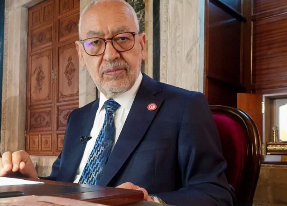 تونس.. نقل الغنوشي للمستشفى العسكري