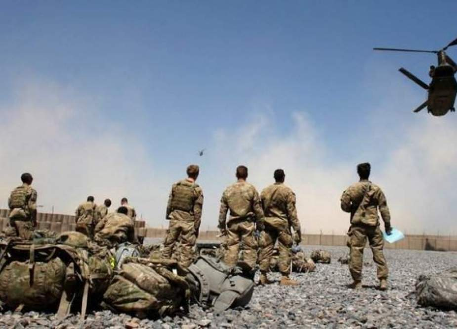 US Military equipment beginning to be shipped out of Afghanistan.jpg
