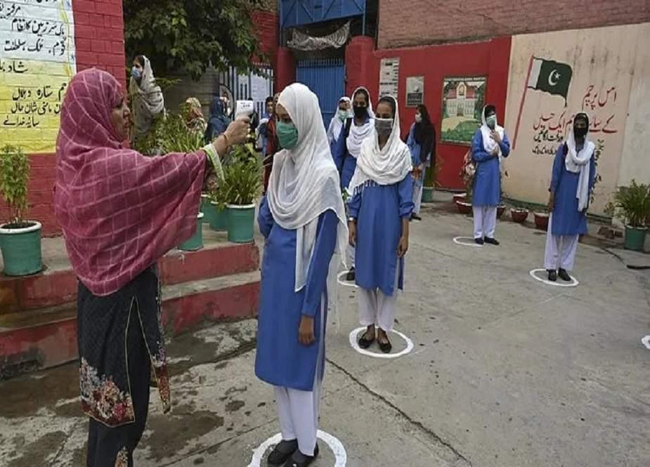 موسم گرما کی تعطیلات ختم، پنجاب میں تمام سرکاری سکول کھل گئے