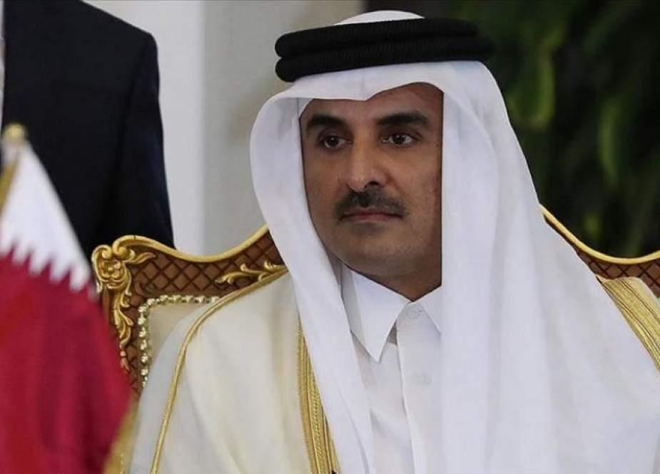 أمير قطر يأمر بإرسال فريق دعم لتركيا لمواجهة الحرائق