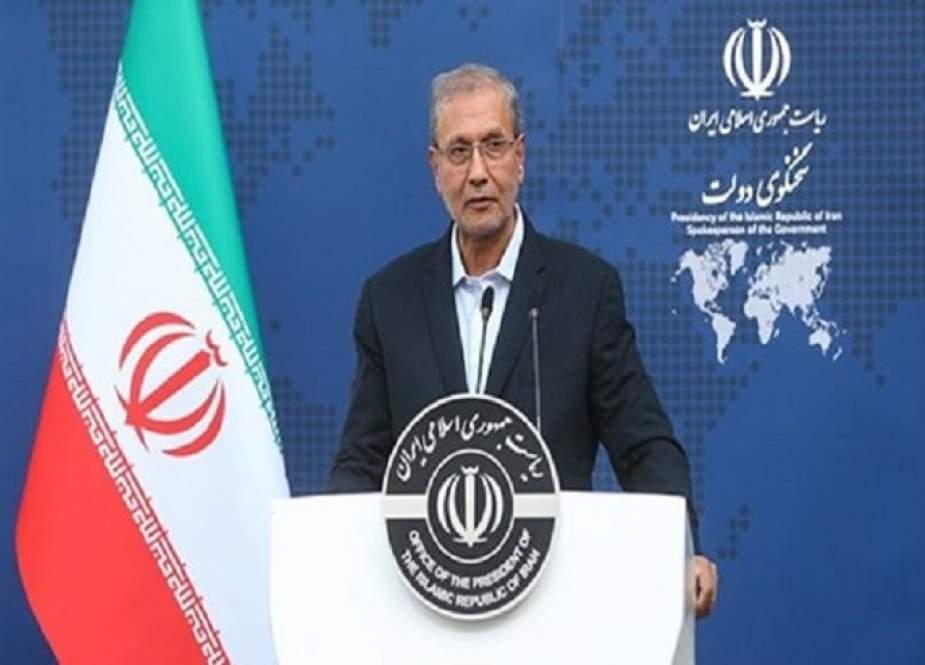 ربيعي: إيران واجهت بمفردها القوى العالمية وأرغمتها على التعامل معها