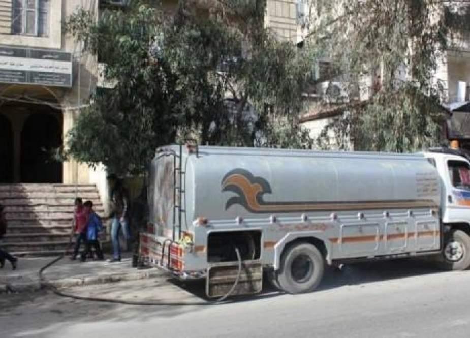سوريا.. بدء تسجيل مازوت التدفئة عبر البطاقة الالكترونية