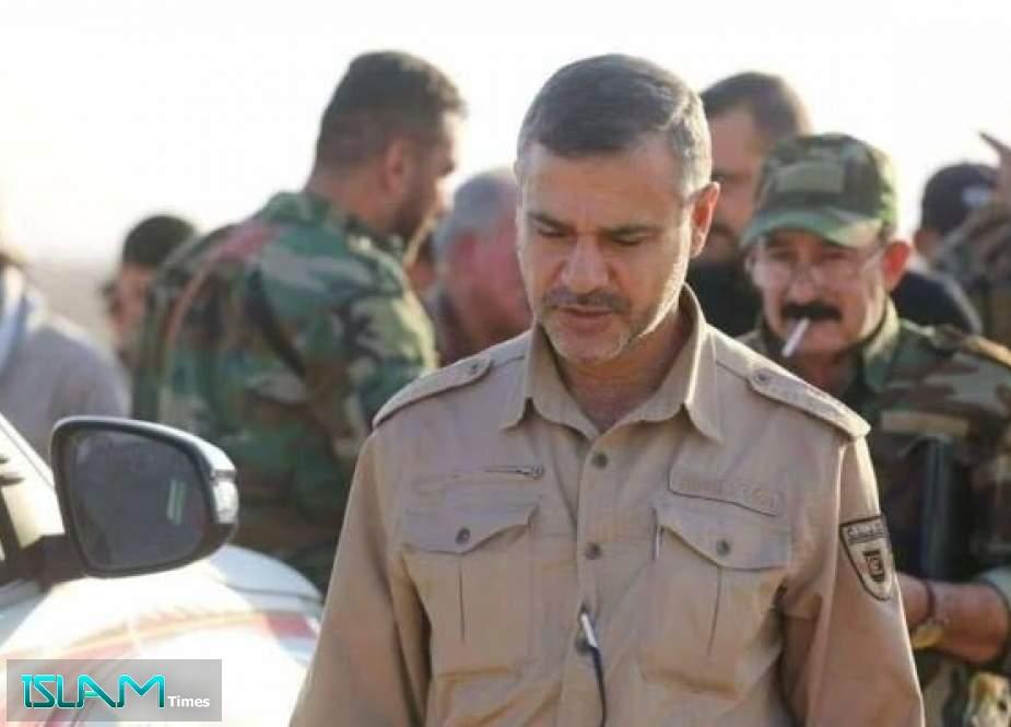 Cmdr. of 9th Brigade of Iraq
