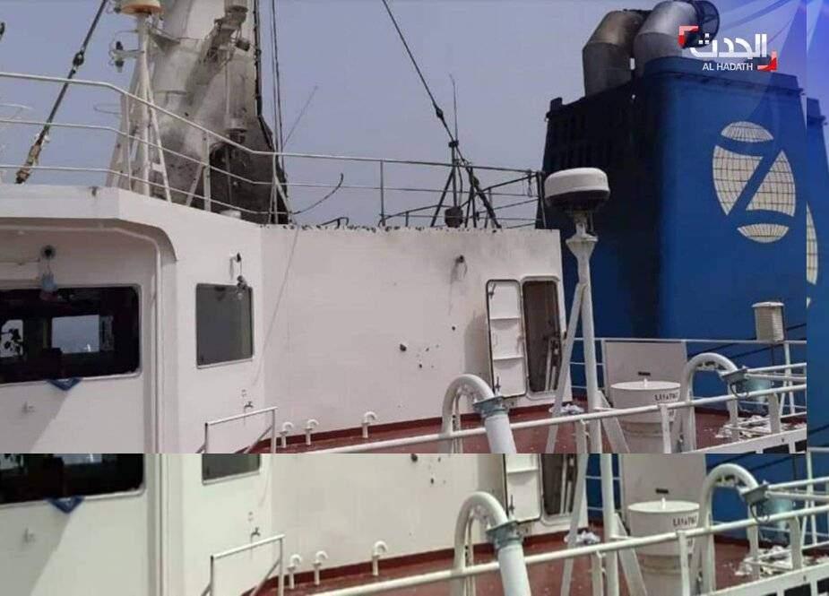 صہیونی کشتی پر حملے میں پوشیدہ اہم ترین پیغام