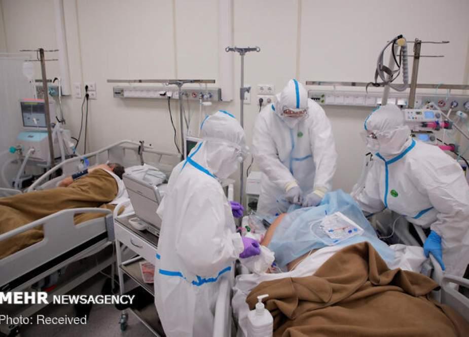 COVID-19 Menginfeksi 37.189, Membunuh 411 Orang Di Iran Dalam 24 Jam