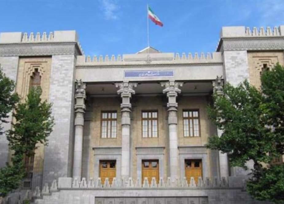 Iran Memanggil Utusan Inggris, Rumania Untuk Memprotes Tuduhan Palsu Atas Serangan Kapal Tanker Minyak