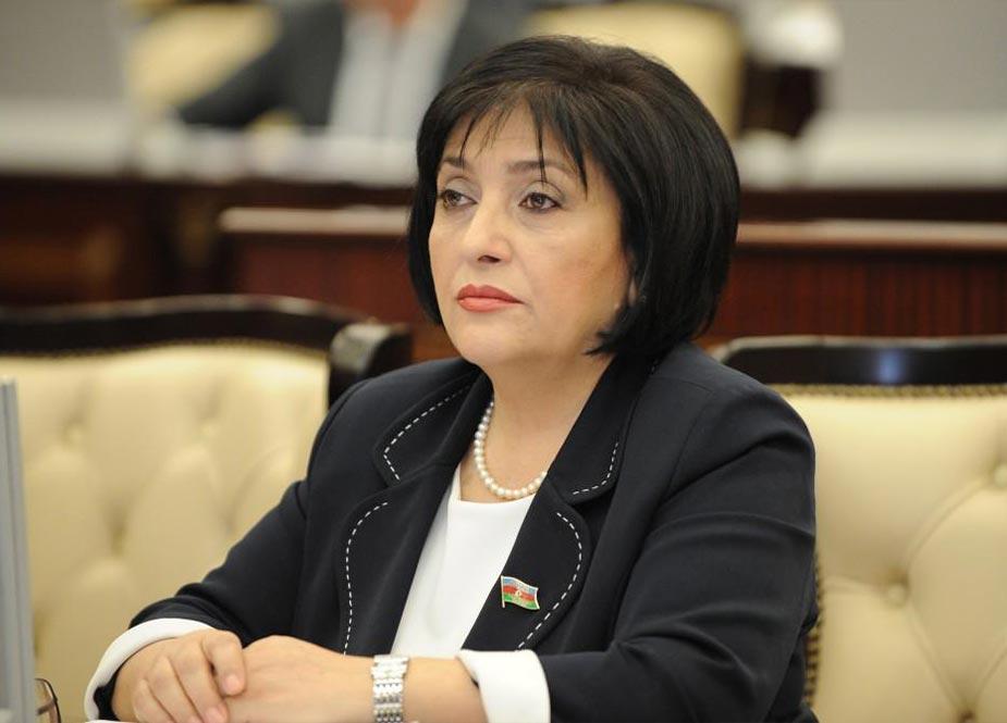 Sahibə Qafarova İranın yeni seçilmiş prezidentinin andiçmə mərasimində iştirak edəcək