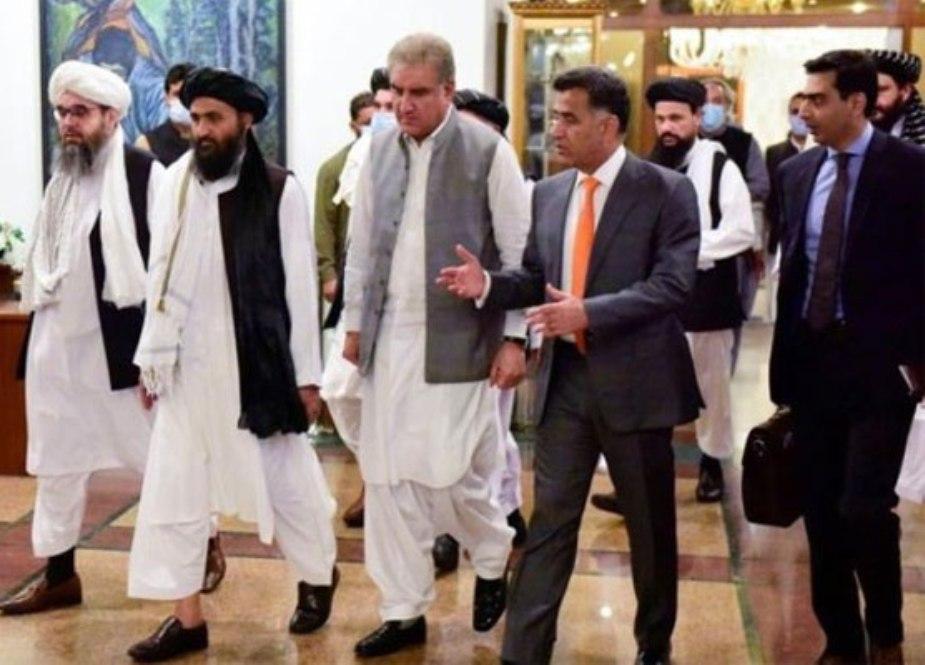 پاکستان نے افغان امن کانفرنس کی میزبانی کا ارادہ ترک کر دیا