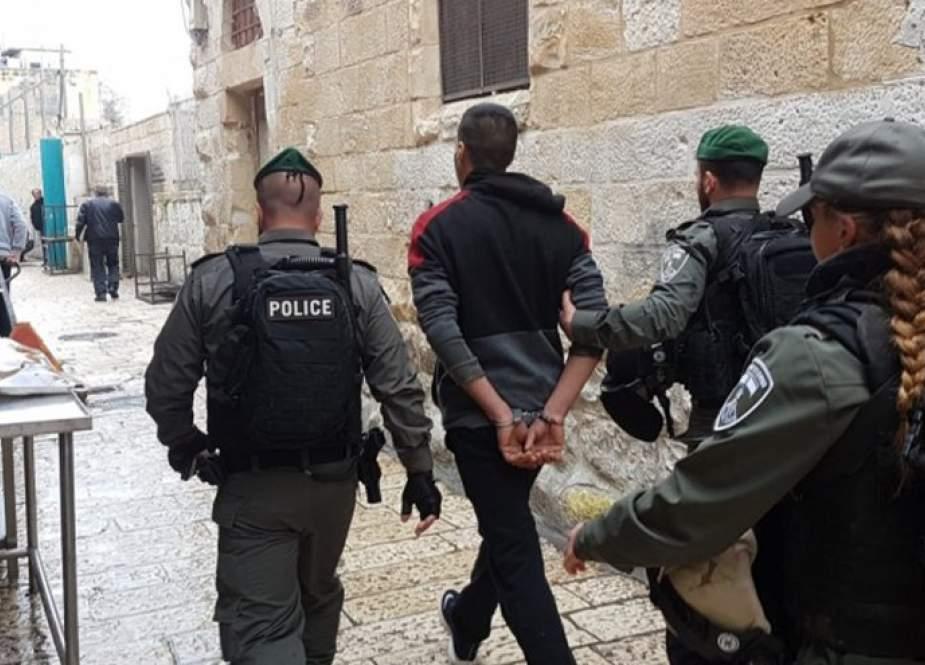 قوات الاحتلال تعتدي على الفلسطينيين في الشيخ جراح ونابلس وجنين