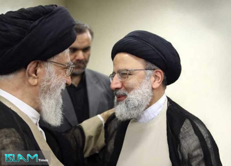 Endorsed by Ayatollah Khamenei, Raisi Becomes Iran's 8th President