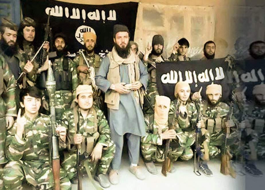 تاخت و تاز داعش در افغانستان؛ طرح آمریکا با چراغ سبز طالبان