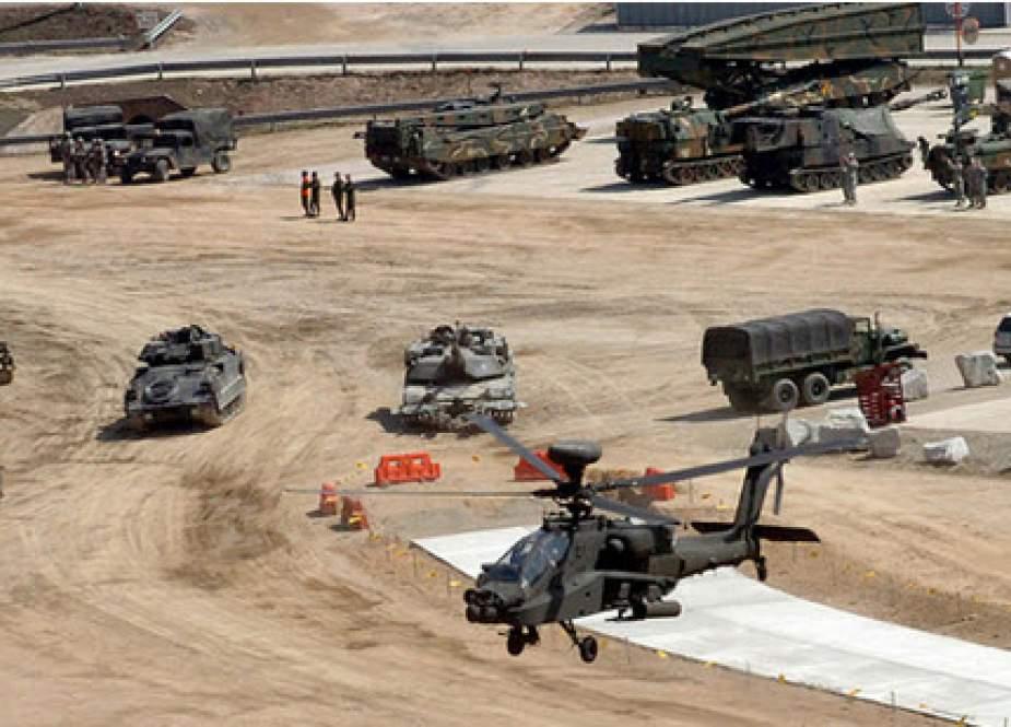 فرماندهی مرکزی ارتش امریکا به اردن منتقل میشود/ تلاش یانکیها برای استقرار در بیشترین فاصله ممکن از موشکهای ایرانی